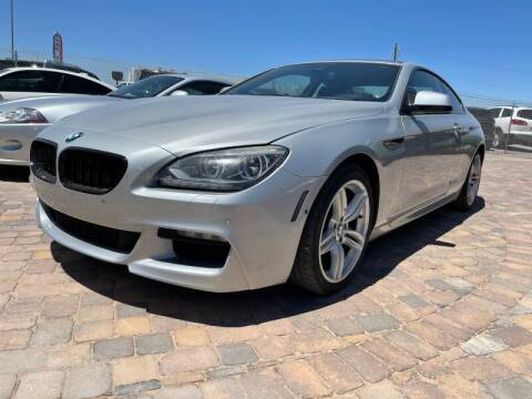 2015 BMW 6 Series for sale at REVEURO in Las Vegas NV