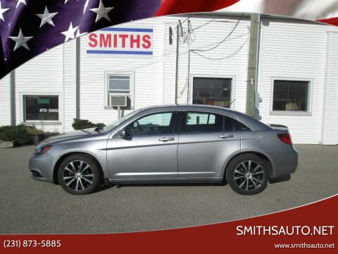2013 Chrysler 200 for sale at SmithsAuto.net in Hart MI