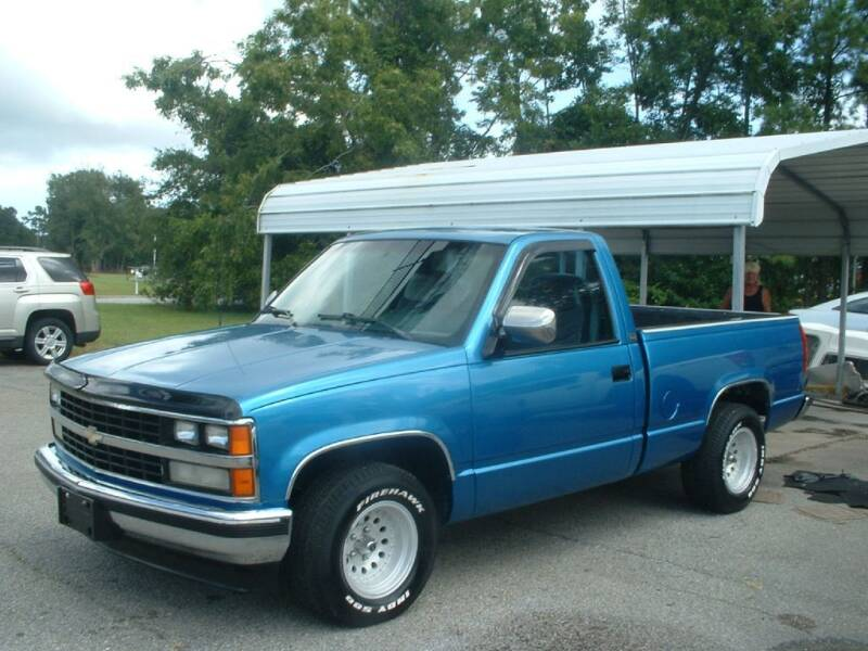 1989 Chevrolet C/K 1500 Series for sale at Northgate Auto Sales in Myrtle Beach SC