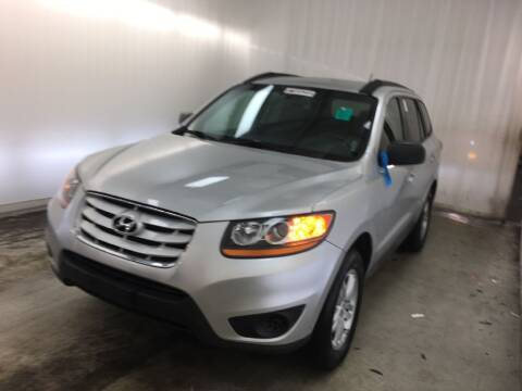 2011 Hyundai Santa Fe for sale at Doug Dawson Motor Sales in Mount Sterling KY