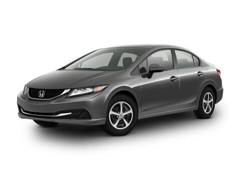 2015 Honda Civic for sale at Michael's Auto Sales Corp in Hollywood FL