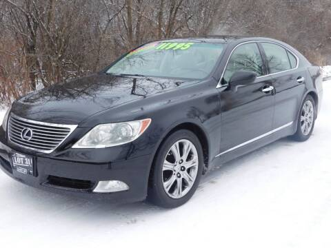 2007 Lexus LS 460 for sale at Lot 31 Auto Sales in Kenosha WI