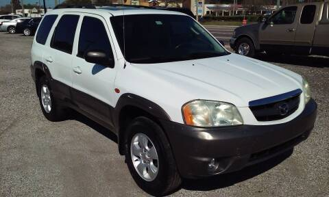 2004 Mazda Tribute for sale at Pinellas Auto Brokers in Saint Petersburg FL