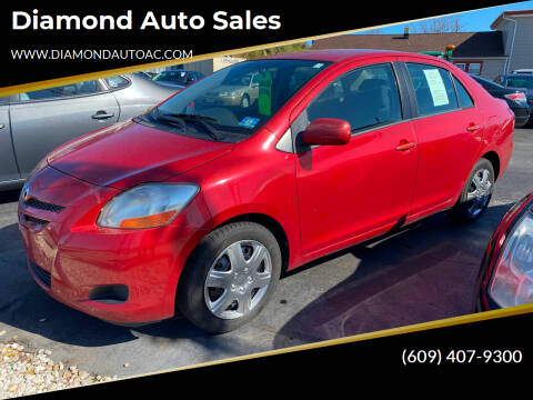 2007 Toyota Yaris for sale at Diamond Auto Sales in Pleasantville NJ