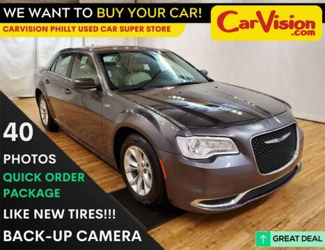 2018 Chrysler 300 for sale at Car Vision Mitsubishi Norristown - Car Vision Philly Used Car SuperStore in Philadelphia PA