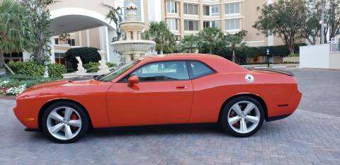 2008 Dodge Challenger for sale at Advantage Auto Sales & Imports Inc in Loves Park IL