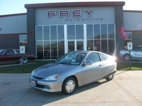2002 Honda Insight for sale at Frey Automotive in Muskego WI