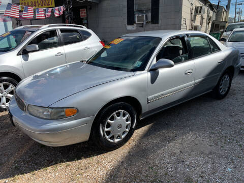 2001 Buick Century for sale at CHEAPIE AUTO SALES INC in Metairie LA
