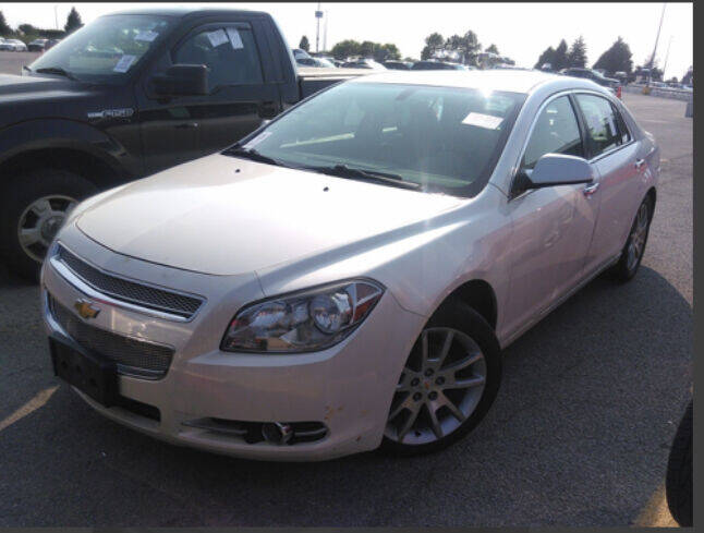 2012 Chevrolet Malibu for sale at HW Used Car Sales LTD in Chicago IL