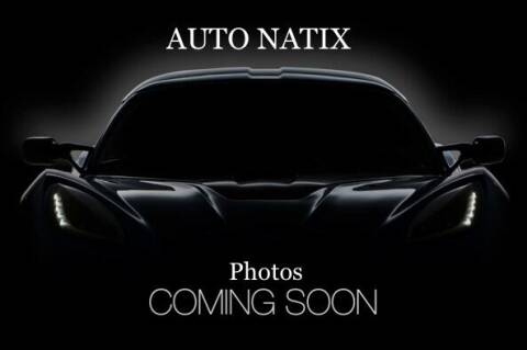 2008 BMW 7 Series for sale at AUTO NATIX in Tulare CA