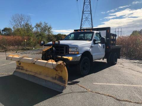 2004 Ford F-350 Super Duty for sale at Fournier Auto and Truck Sales in Rehoboth MA