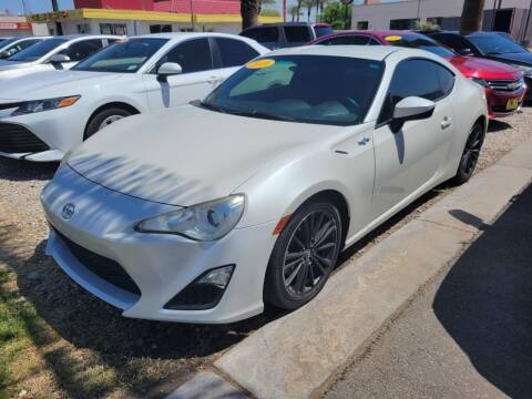 2014 Scion FR-S for sale at A AND A AUTO SALES in Gadsden AZ