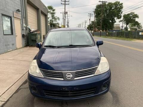 2008 Nissan Versa for sale at SUNSHINE AUTO SALES LLC in Paterson NJ