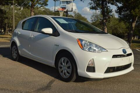 2012 Toyota Prius c for sale at Coleman Auto Group in Austin TX