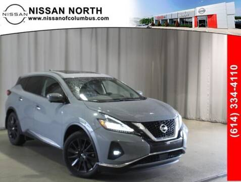2021 Nissan Murano for sale at Auto Center of Columbus in Columbus OH