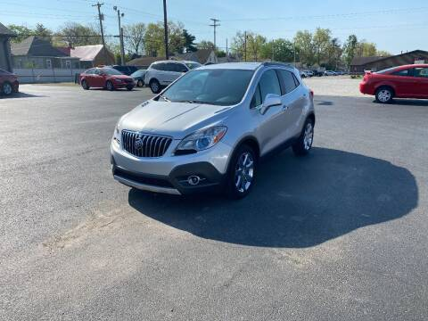 2013 Buick Encore for sale at Approved Automotive Group in Terre Haute IN