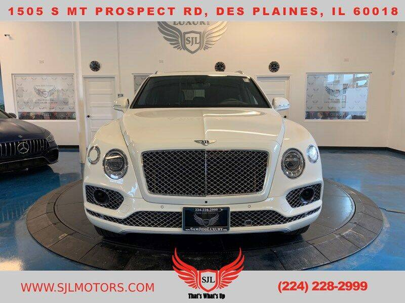 2018 Bentley Bentayga for sale in Des Plaines, IL