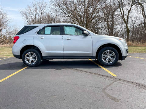 2014 Chevrolet Equinox for sale at Apple Tree Auto Sales in Adrian MI