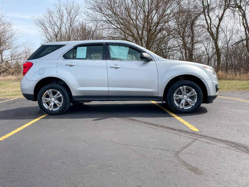 2014 Chevrolet Equinox for sale at Apple Tree Auto Sales in Adrian MI