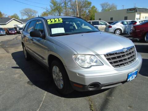 2007 Chrysler Pacifica for sale at DISCOVER AUTO SALES in Racine WI