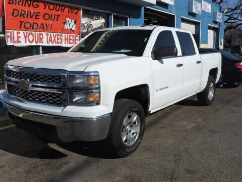 2014 Chevrolet Silverado 1500 for sale at Drive Auto Sales & Service, LLC. in North Charleston SC