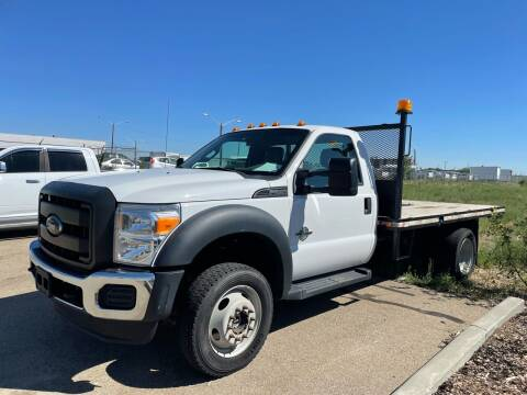 2016 Ford F-550 Super Duty for sale at Truck Buyers in Magrath AB