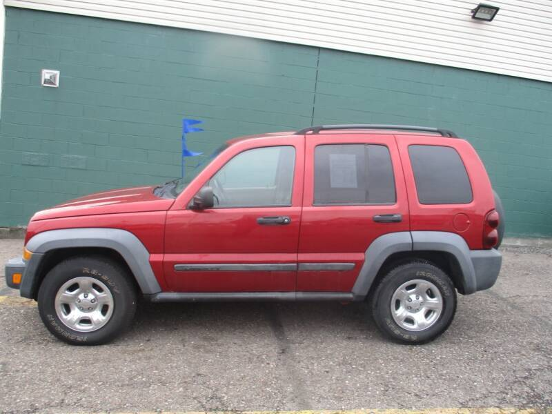 2007 Jeep Liberty Sport 4dr SUV 4WD - Alliance OH