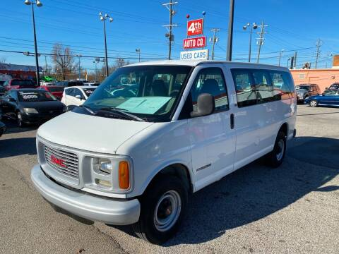 1998 GMC Savana Passenger for sale at 4th Street Auto in Louisville KY