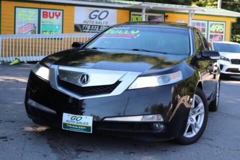 2010 Acura TL for sale at Go Auto Sales in Gainesville GA