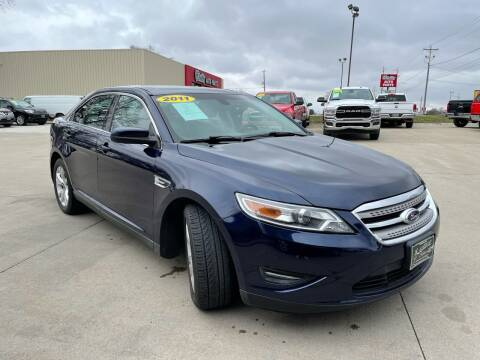 2011 Ford Taurus for sale at Zacatecas Motors Corp in Des Moines IA