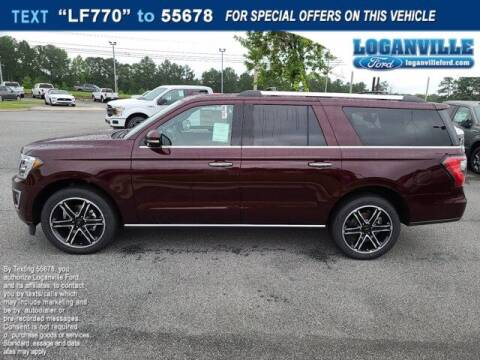 2020 Ford Expedition MAX for sale at Loganville Quick Lane and Tire Center in Loganville GA