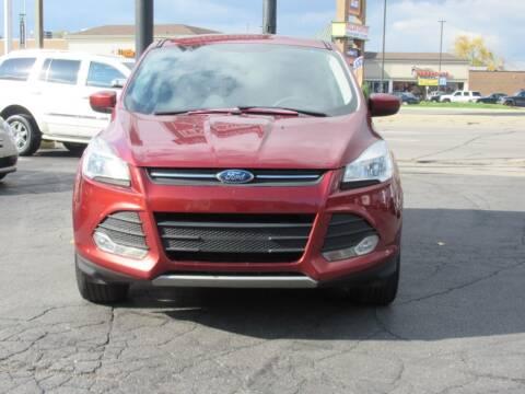 2014 Ford Escape for sale at Bi-Rite Auto Sales in Clinton Township MI