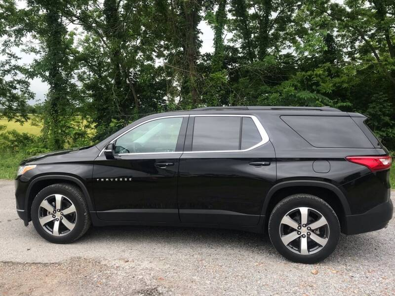 2019 Chevrolet Traverse for sale at RAYBURN MOTORS in Murray KY
