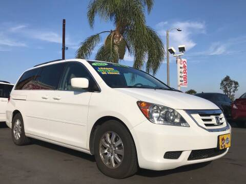 2010 Honda Odyssey for sale at CARSTER in Huntington Beach CA