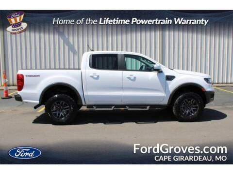 2021 Ford Ranger for sale at JACKSON FORD GROVES in Jackson MO