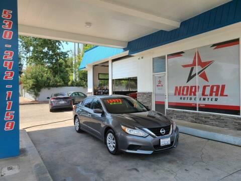 2017 Nissan Altima for sale at Nor Cal Auto Center in Anderson CA
