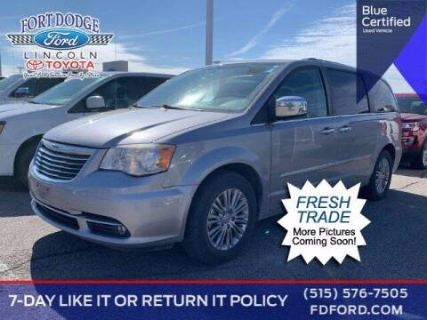 2013 Chrysler Town and Country for sale at Fort Dodge Ford Lincoln Toyota in Fort Dodge IA