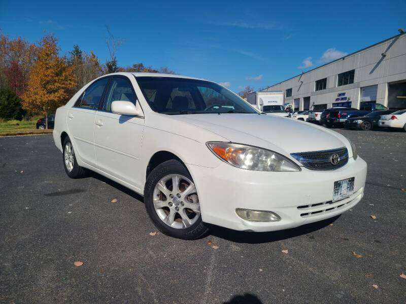 2004 Toyota Camry for sale at Lexton Cars in Sterling VA