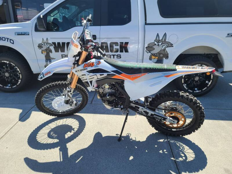 2021 KAYO KT 250 for sale at WolfPack PowerSports in Moses Lake WA