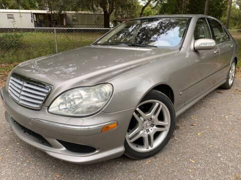 2006 Mercedes-Benz S-Class for sale at Next Autogas Auto Sales in Jacksonville FL