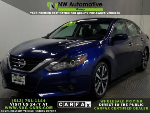2016 Nissan Altima for sale at NW Automotive Group in Cincinnati OH