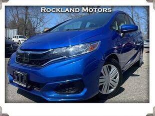 2018 Honda Fit for sale at Rockland Automall - Rockland Motors in West Nyack NY