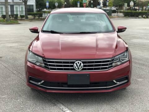 2016 Volkswagen Passat for sale at Carlando in Lakeland FL