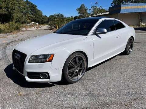 2008 Audi S5 for sale at GEORGIA AUTO DEALER, LLC in Buford GA