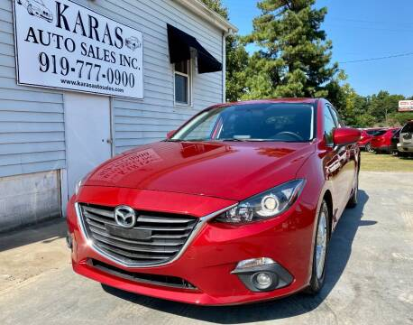 2015 Mazda MAZDA3 for sale at Karas Auto Sales Inc. in Sanford NC