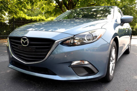 2014 Mazda MAZDA3 for sale at Wheel Deal Auto Sales LLC in Norfolk VA