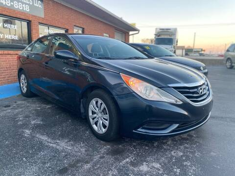 2011 Hyundai Sonata for sale at Guidance Auto Sales LLC in Columbia TN