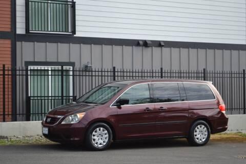 2009 Honda Odyssey for sale at Skyline Motors Auto Sales in Tacoma WA