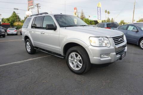 2010 Ford Explorer for sale at Industry Motors in Sacramento CA