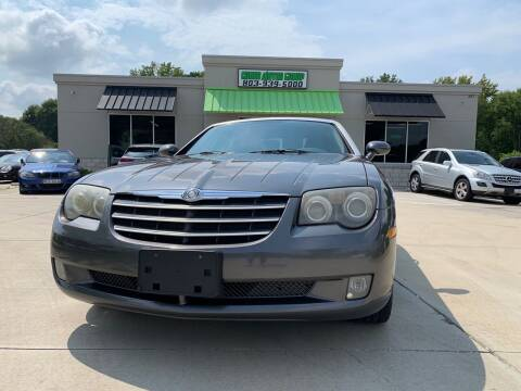 2004 Chrysler Crossfire for sale at Cross Motor Group in Rock Hill SC